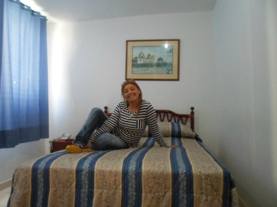 Hotel Dorado Plaza: mi cama