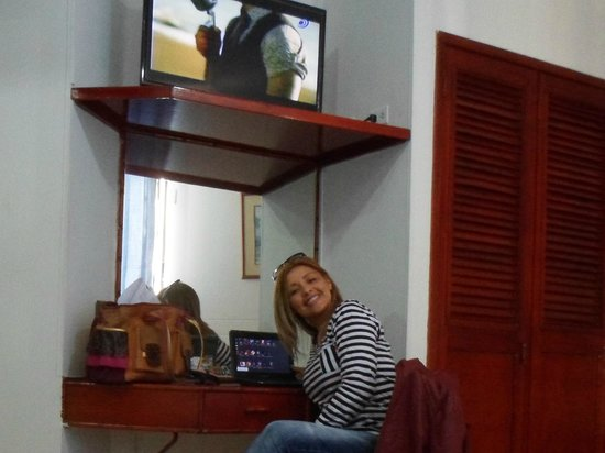 Hotel Dorado Plaza: mi habitacion