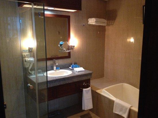 Cebu Parklane International Hotel : Cebu Parklane - toilet