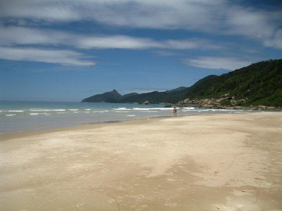 Lopes Mendes Beach: Praia Lopes Mendes - Ilha Grande - RJ