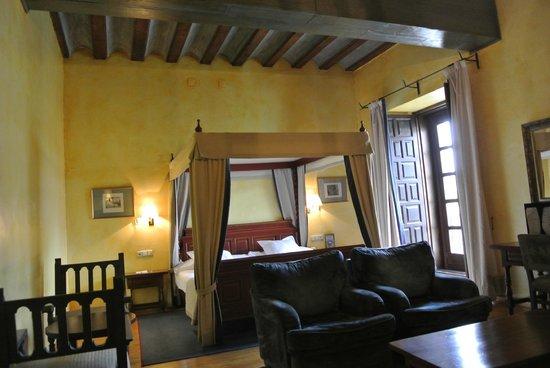 Parador de Zamora: habitacion 112