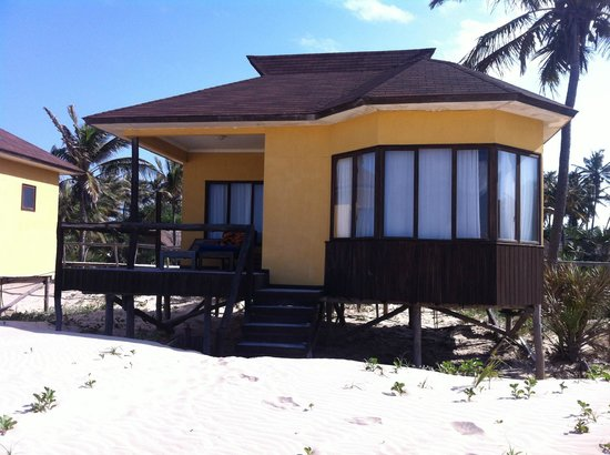 Barra Lodge: Beach Chalet