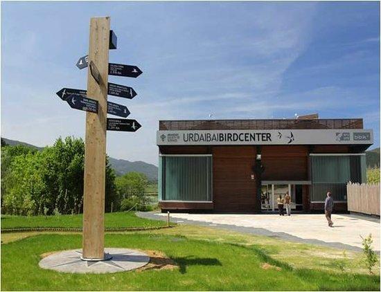 Resultado de imagen de urdaibai bird center