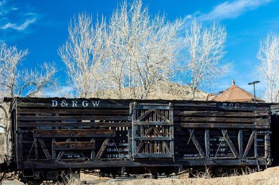 Colorado Railroad Museum: Cattle Car