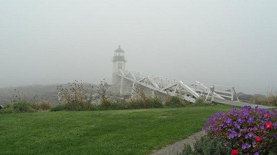 Marshall Point Lighthouse Museum: Faro