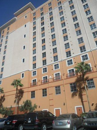 Wyndham Grand Desert : Vista del hotel