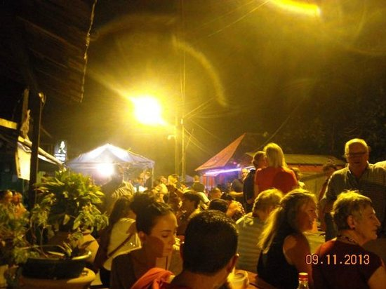 Gros Islet Street Party : Street Party Time Again
