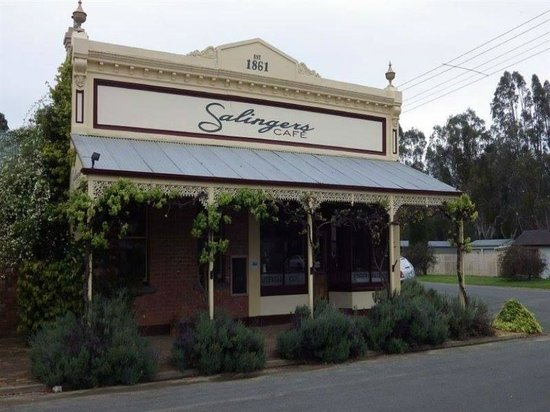 Image result for salingers great western