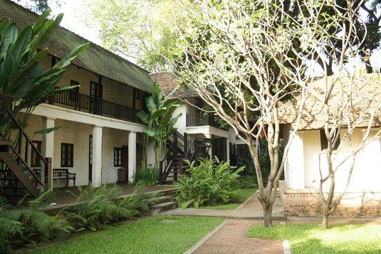 Tamarind Village: Les chambres