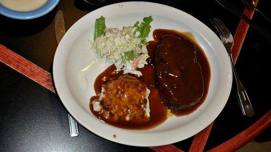 Salt Bay Cafe : Carne
