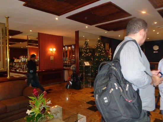 Rio Aeroporto Hotel : Recepção do hotel