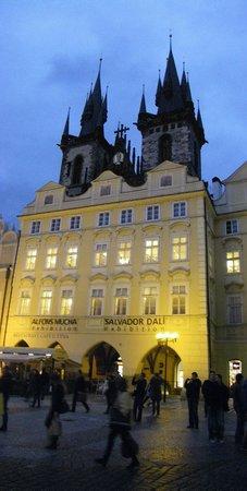 Hotel Raffaello: Praga...