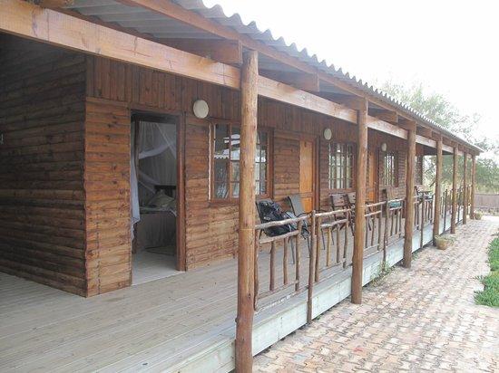 Zavora Lodge: Dorada-Zimmerkomplex