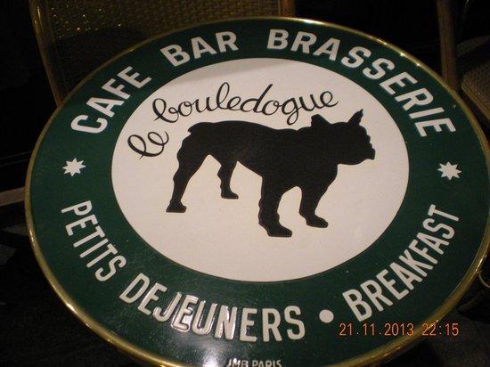 Le Bouledogue Restaurant Cafe & Brasserie: Logo