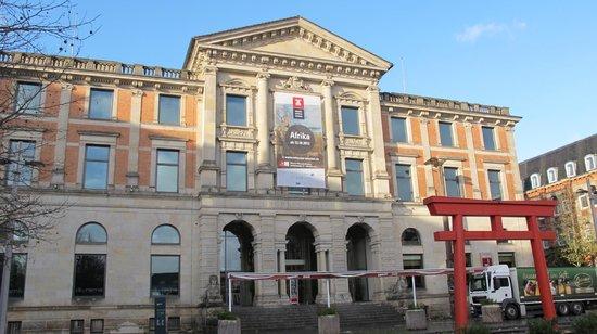 Ubersee-Museum : Fachada