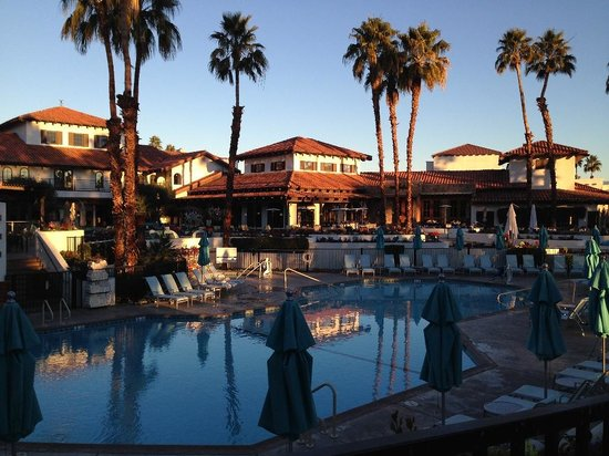 Omni Rancho Las Palmas Resort & Spa : Hotel's grounds