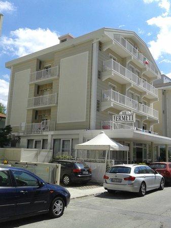 Hotel Ermeti: L'Hotel...