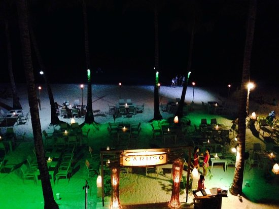 The District Boracay: View from rooftop lounge