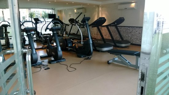 Melia Alicante : Gym