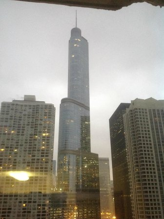 Homewood Suites by Hilton Chicago-Downtown : view of the Trump Tower