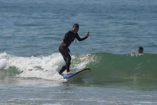 Surfline Morocco : surf school
