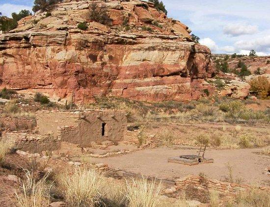 Kelly Place : Ancestral Puebloan ruins