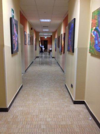 Plus Florence : corredor interno