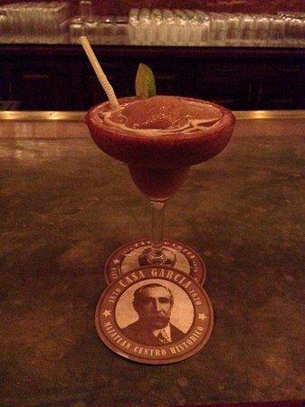 El Presidio: Tamarind Margarita...mmm