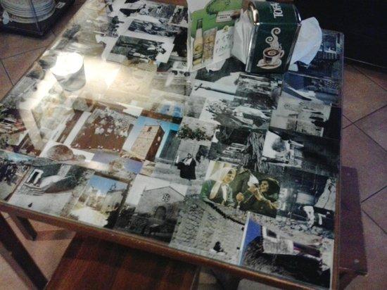Taverna Lusitana: table