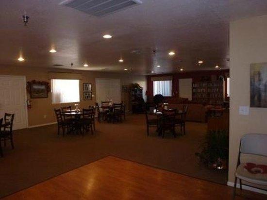 Riverland Resort : Lounge