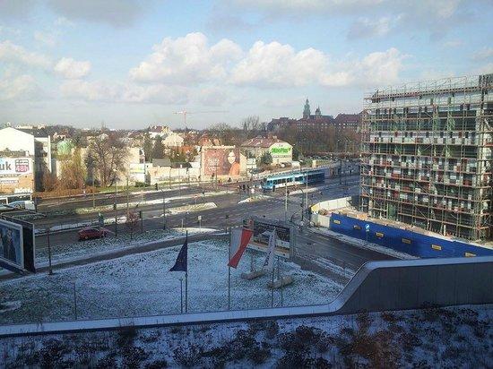 Park Inn by Radisson Krakow : wawel view