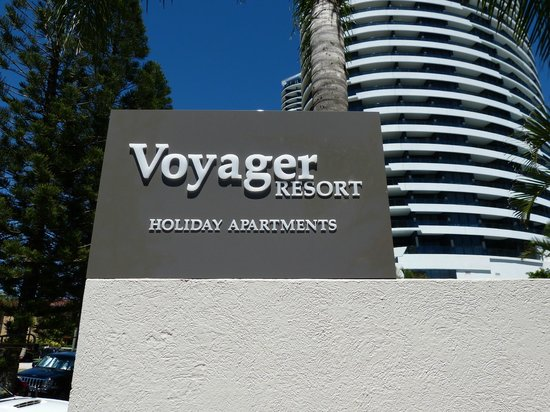 Voyager Resort: View of resort