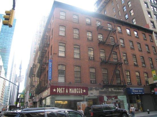 Americana Inn: вид на отель
