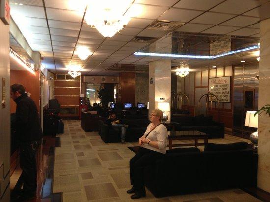 Hotel Carter: Checkin check out