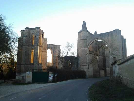 Monastery of San Anton Ruins
