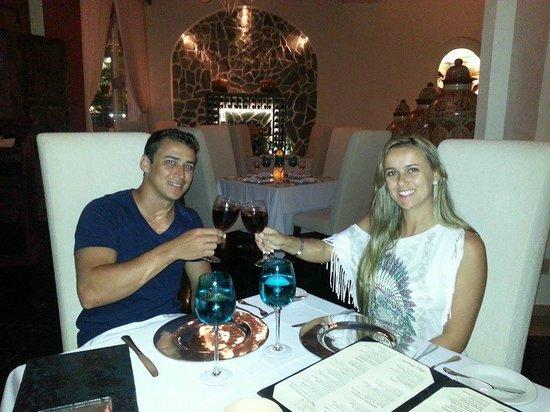 Grand Oasis Palm: Careyes, Restaurante mais Fino do Oasis Palm
