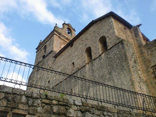 Puebla Vieja de Laredo: LATERAL