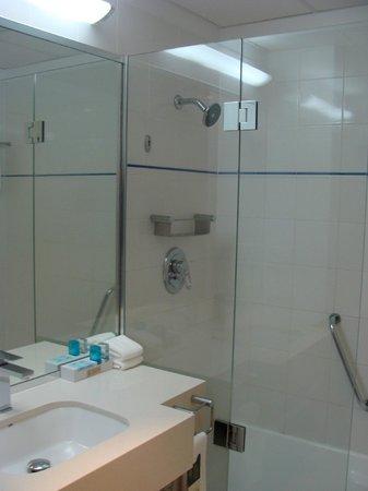 Novotel Hamilton Tainui: Great bathroom