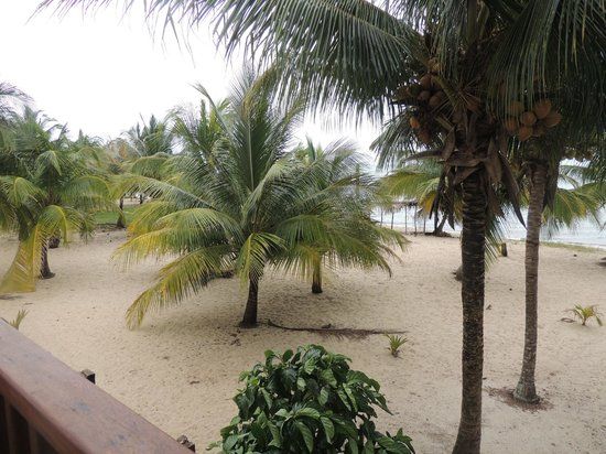 All Seasons Guest House : Playa hacia otro lugar