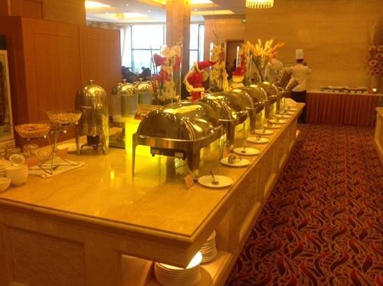 Riverview Hotel: breakfast