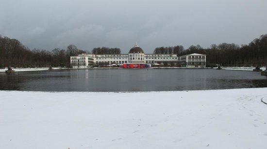 Bürgerpark: Holler see