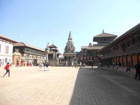 Cosy Hotel: Bhaktapur durbar square