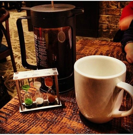 Truett's Luau Kona Coffee