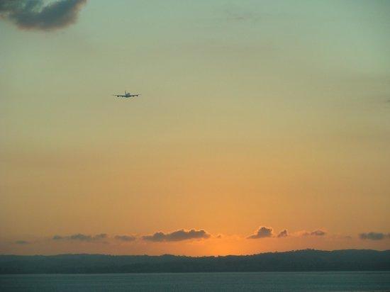 Novotel Auckland Airport: Silent