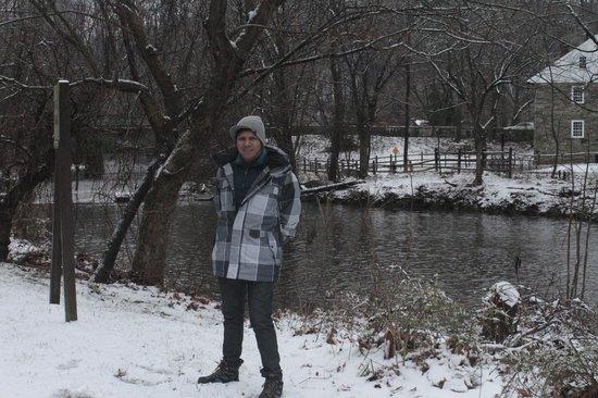 Rock Creek Park: River