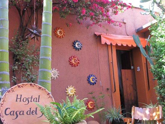 Hostal Casa del Sol Oaxaca: Wall Deco