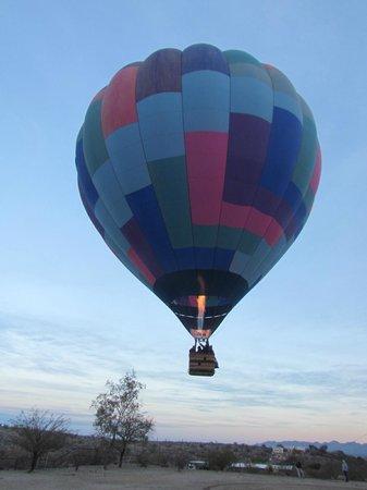 Foolish Pleasure Hot Air Balloon Rides: our Foolish Pleasure balloon ride nov 2013