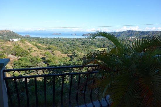 Hotel Chantel: Balcony View