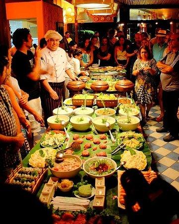Restaurante do Ze Maria: Restaurante do Zé Maria - gastronomia