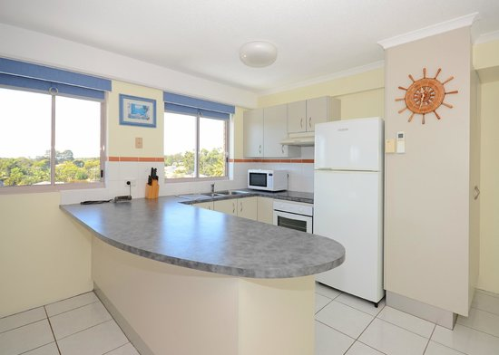 Riviera Resort : Kitchen in a 3 bedroom apartment